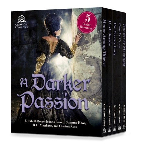 A Darker Passion - 5 Gothic Romances - $0.99