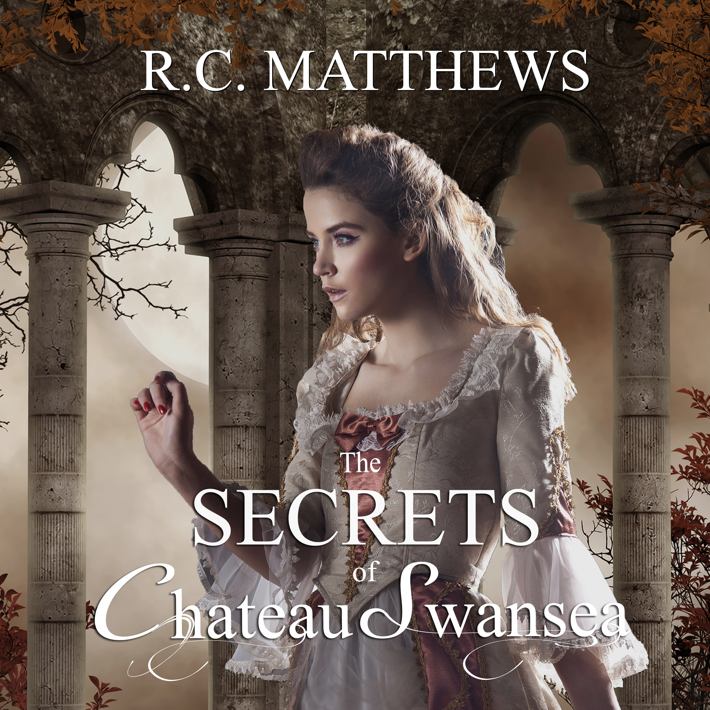 The Secrets of Chateau Swansea audiobook by R.C. Matthews